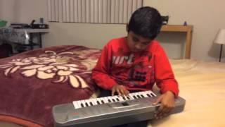 Behti Hawa Sa Tha Woh on Keyboard