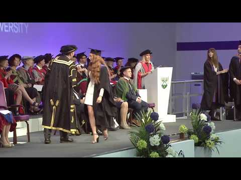 Graduation 2017 - School of Cultural Studies & Humanities an