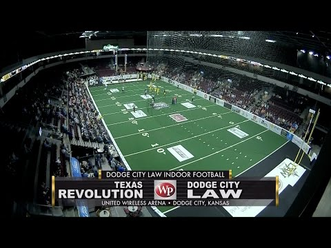 Dodge City Law vs Texas Revolution - March 26, 2016