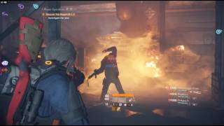 The Division  Underground Expansion Gameplay