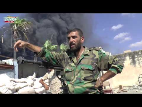 Liwa al Quds in the battle for Aleppo Syria
