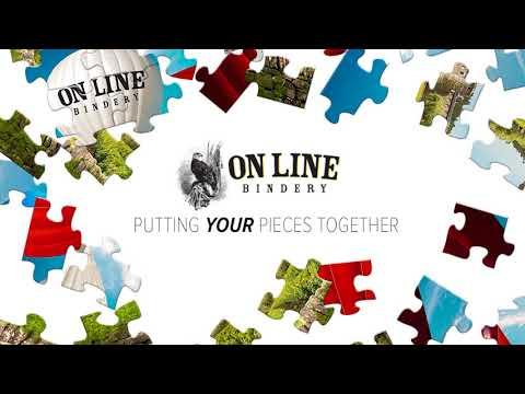 On Line Bindery - Capabilites Video - 2018
