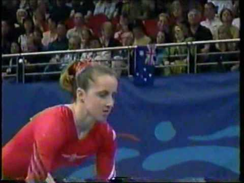 2000 Sydney Olympics Vault Crashes  Was the Vault Too Low in Prelims?