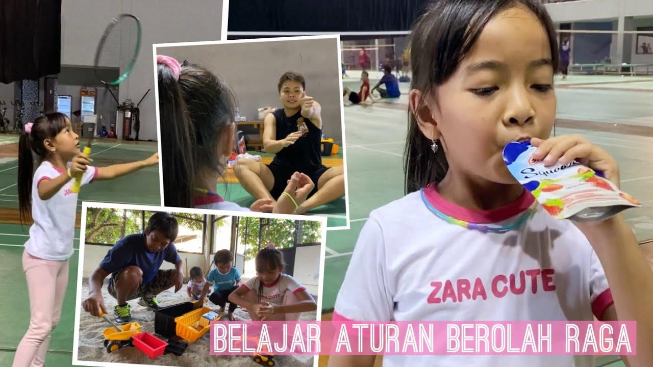 Zara Olah Raga Olah Pikiran | Hidup Sehat bersama Cimory Yoghurt Squeeze