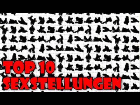 TOP 10 Kamasutra Sexstellungen