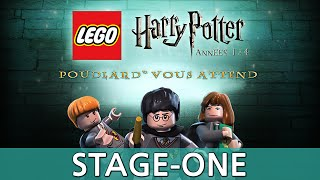 Stage-One n°2 : LEGO Harry Potter (Années 1 à 4) [HD]