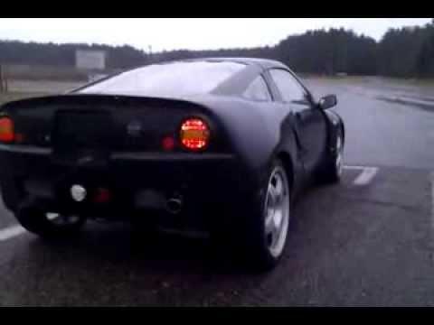 GTM V6 acceleration