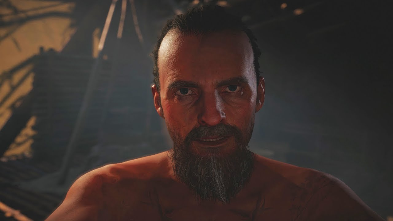 Far Cry New Dawn Joseph Seed First Appearance Meeting The