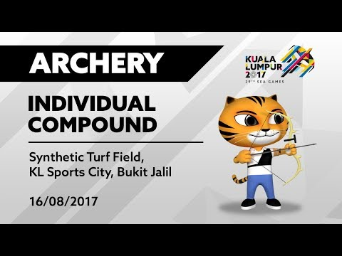 KL2017 Archery INDIVIDUAL COMPOUND | 16/08/2017