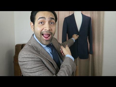 Suit Supply Review - Havana Fit Jacket