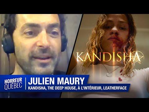 Julien Maury, sa «Kandisha» et son terrifiant cinéma [Entrevue vidéo]
