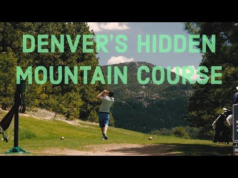 Playing Denver's Hidden Mountain Course With Luke Lucero   Tee Time