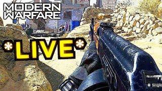 Modern Warfare BETA LIVE Gameplay - MW Beta (PC/Xbox/PS4) New Maps Gameplay