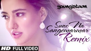 Suno Na Sangemarmar-Remix | Full Video Song | Arijit Singh | Jackky Bhagnani | Neha Sharma