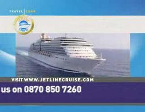 Travel Zone Jetline Cruise Ad