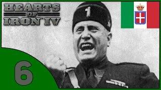 Hearts of Iron IV - Италия - #6 (На пороге мировой войны)