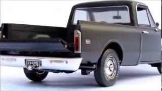 La camioneta Chevrolet C-10 de 1972 marcó un momento histórico en l...