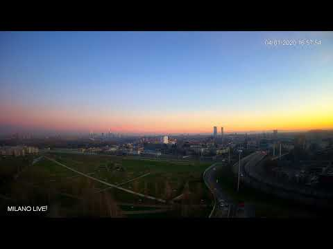 WebCam HD Milano Nord Landscape