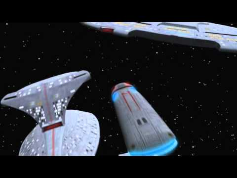 Saucer Seperation Sequence - Enterprise D
