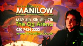 Barry Manilow - O2 Arena TVC Thumbnail