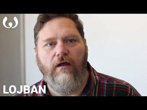 WIKITONGUES: John speaking Lojban