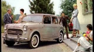 Fiat 1100 - la storia