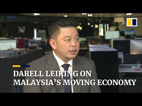 Malaysian Minister of International Trade and Industry on Ma