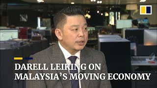 Malaysian Minister of International Trade and Industry on Malaysia's moving economy