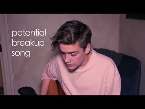 Potential Breakup Song Acoustic Cover | Austin Carr