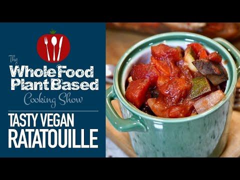 Easy Plant Based Vegan Ratatouille Recipe