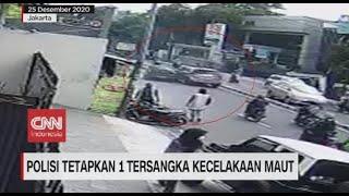 Polisi Tetapkan Satu Tersangka Kecelakaan Maut