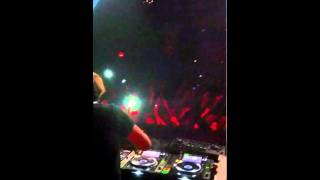 Sebastian ingrosso playing Alesso - 'Nillionaire' at Webster Hall New York Feb 12 2011