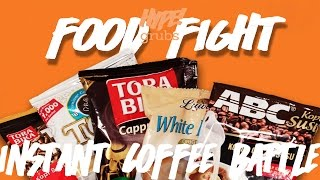 HYPE! FOOD FIGHT: COFFEE EXPERT DECIDES INDONESIAN INSTANT COFFEE BATTLE | Hype! Media