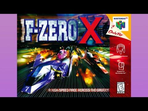 F-Zero-X - Mute City
