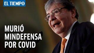 Murió Carlos Holmes Trujillo, ministro de defensa