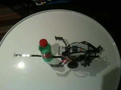 Hollerith - RoboRescue Test 1 / 25April10