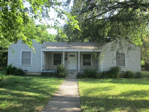 Fort Worth Units for Rent 2BR/1BA by Fort Worth Property Management