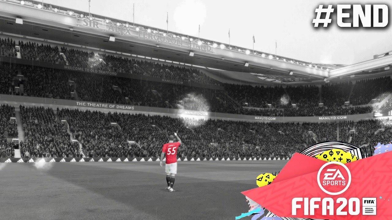 FIFA20 CAREER MODE ''โรงละครแห่งความหลัง'' (ตอนจบ)