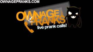 ownage prank call asian condom