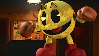 PAC-MAN YA NO ES COMO ANTES - Animator's Hell (FNAF Game)