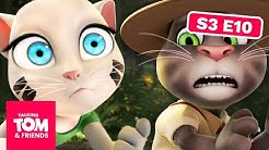 The Lost Scouts - Talking Tom and Friends | Season 3 Episode 10