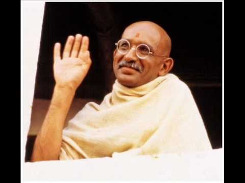 Gandhi [1982] Movie Ending Song