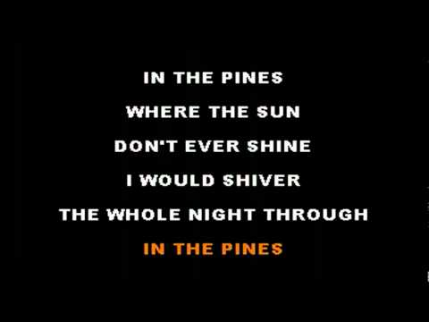 Karaoke  Nirvana - Where Did You Sleep Last Night  Karaoke