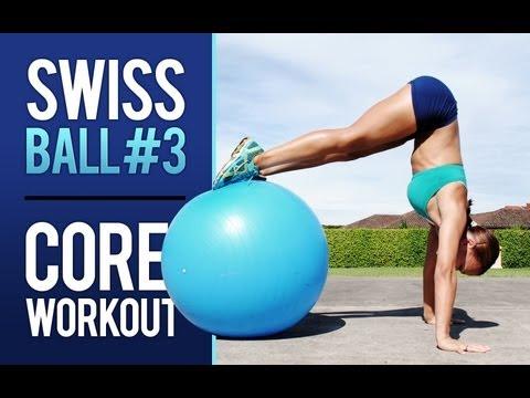 Best Swiss Ball exercises  #3