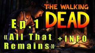 twd game season 2 episode 1 all that remains info