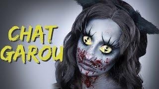Chat Noir | Maquillage Halloween