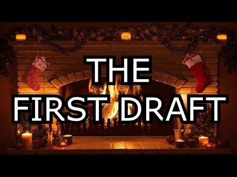 Writing Tips   The First Draft