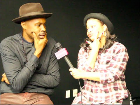 Wood Harris Spills Tea on Idris Elba, The Wire, The Breaks & Fake Butts!