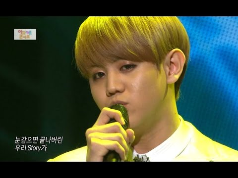 【TVPP】Yoseob(BEAST) - Caffeine, 요섭(비스트) - 카페인 @ Goodbye Stage, Beautiful Concert