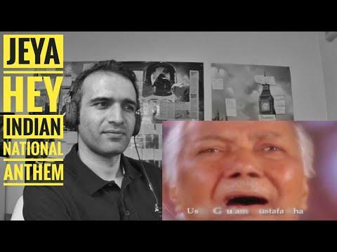 Jaya Hey : Jana Gana Mana by 39 Artists - ReactionCheck